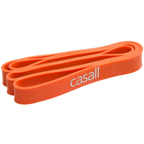 Casall Long rubber band hard Orange