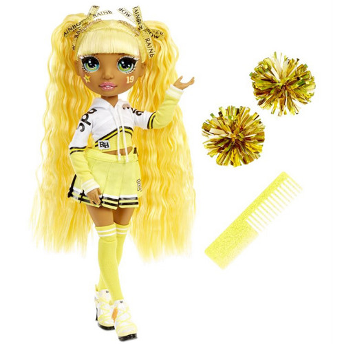 Rainbow high Cheer Doll - Sunny Madison