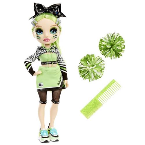 Rainbow high Cheer Doll- Jade Hunter (Green