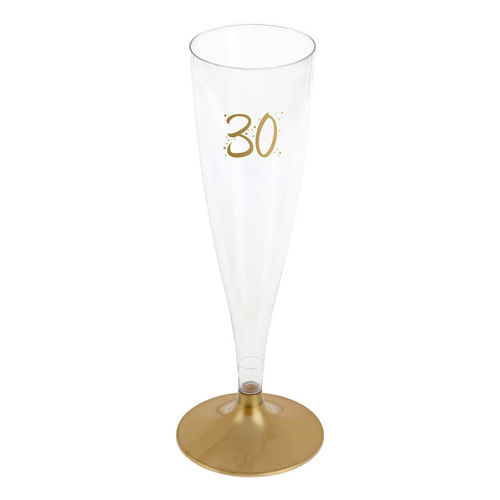 Champagneglas med Siffra