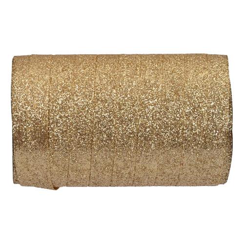 Presentsnöre Guld/Glitter - 1-pack