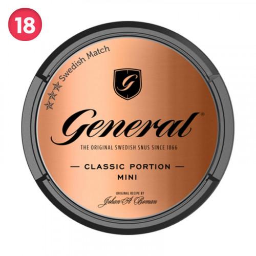 General Original Mini 10-pack utgånget