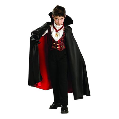 Transylvansk Vampyr Barn Maskeraddräkt