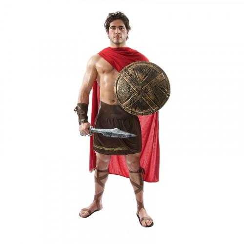 Spartan Krigare Budget Maskeraddräkt