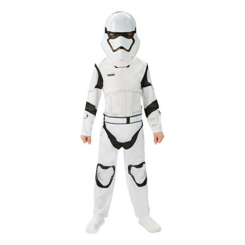 Stormtrooper TFA Barn Maskeraddräkt