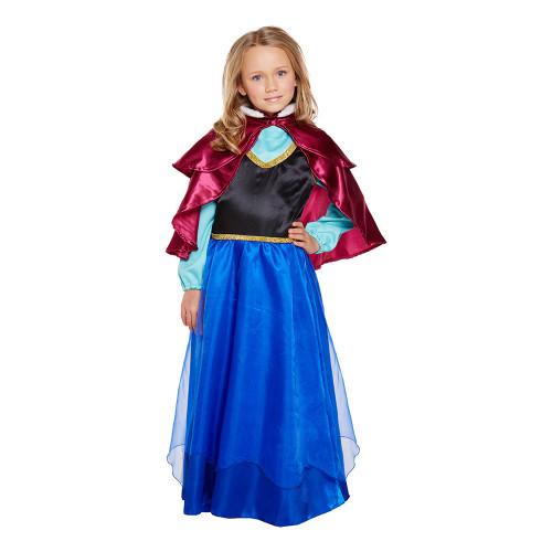 Isprinsessa Barn Budget Maskeraddräkt