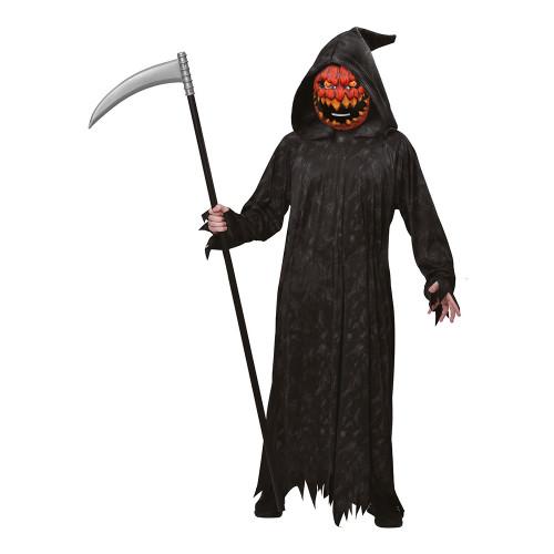 Halloweenpumpa Maskeraddräkt