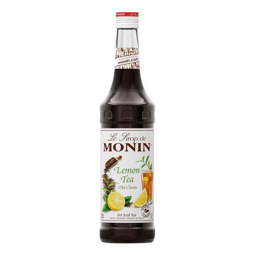 Monin Lemon Tea Syrup - 70 cl