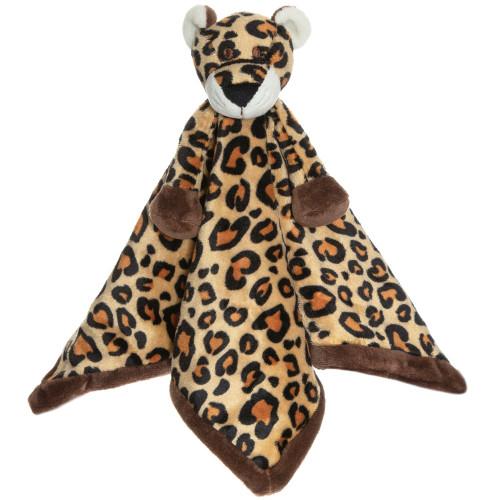 Teddykompaniet Diinglisar SE Leopard Snuttefi