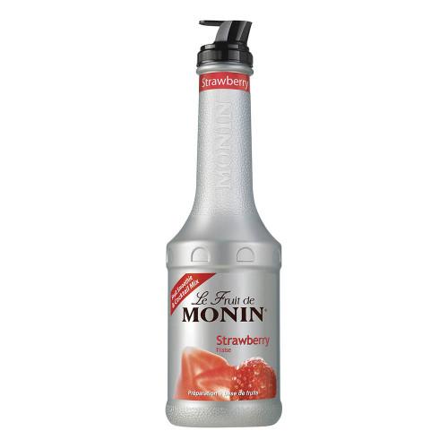 Monin Strawberry Purée - 100 cl