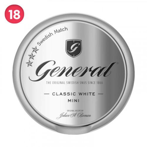 General White Mini 10-pack utgånget