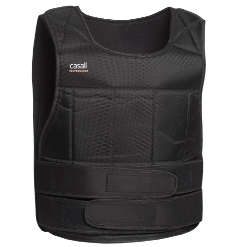 Casall PRF Weight vest 10kg small Bla