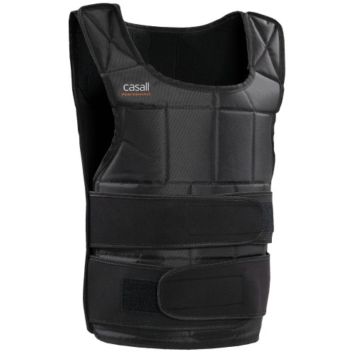 Casall PRF Weight vest 10kg Black