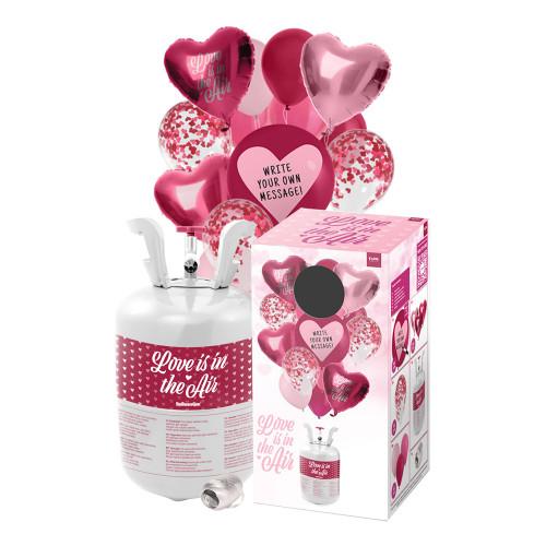 Heliumkit Love is in the Air