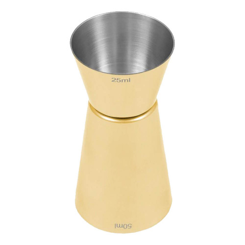 Jigger Guld 25/50 ml