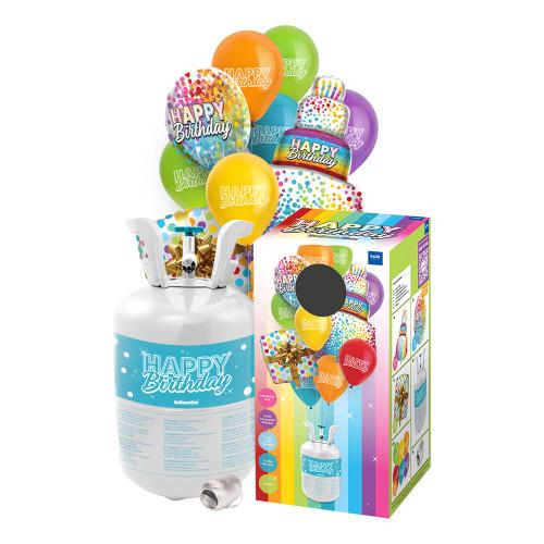Heliumkit Happy Birthday