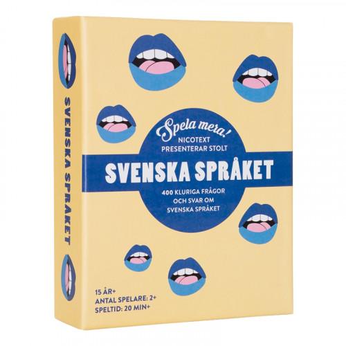 Svenska Språket Spel