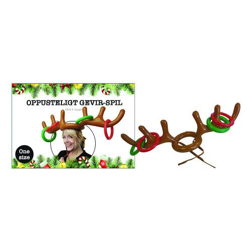 Kasta Ring på Hornen Julspel