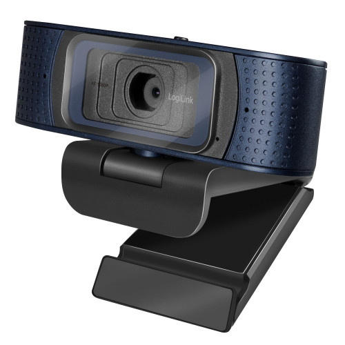 LogiLink Webbkamera Pro 1080p 80° Autof