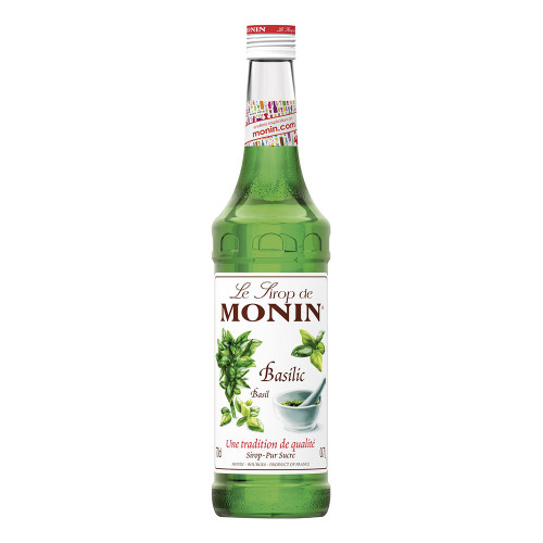 Monin Basil Syrup - 70 cl