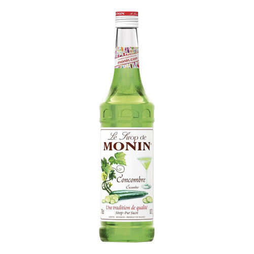 Monin Cucumber Syrup - 70 cl