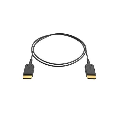 8SINN Kabel HDMI-HDMI Extra Tunn 80cm