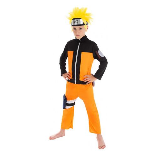Naruto Barn Maskeraddräkt