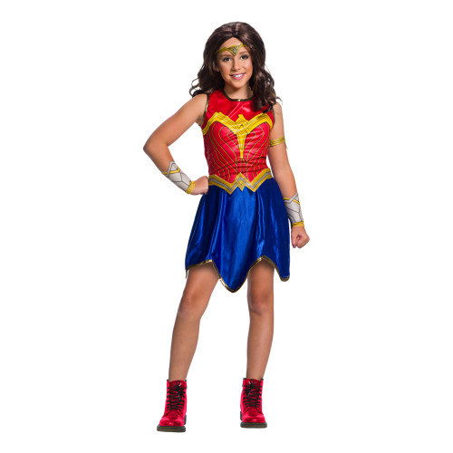 Wonder Woman 1984 Barn Maskeraddräkt