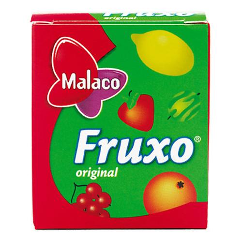 Malaco Fruxo tablettask 20 g