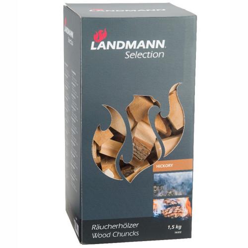 Landmann Wood chunks Hickory 1,5kg