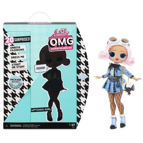 L.O.L. Surprise OMG 3.8 Doll - Uptown