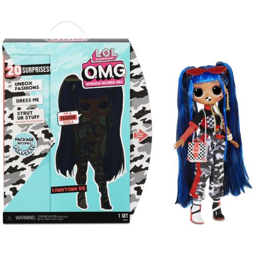 L.O.L. Surprise OMG 3.8 Doll - Downto