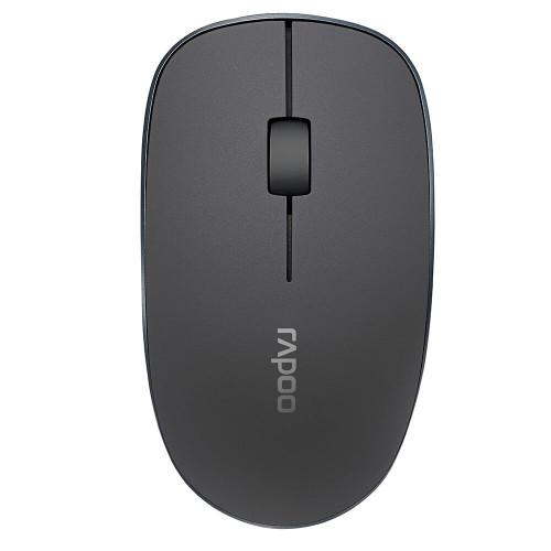 RAPOO Mus 3510 Plus 2.4 GHz Trådlös Optisk Grå