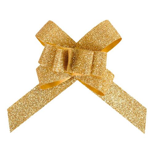 Dukningsrosetter Guld - 10-pack