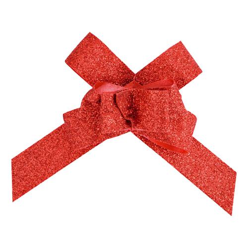 Dukningsrosetter Röd - 10-pack