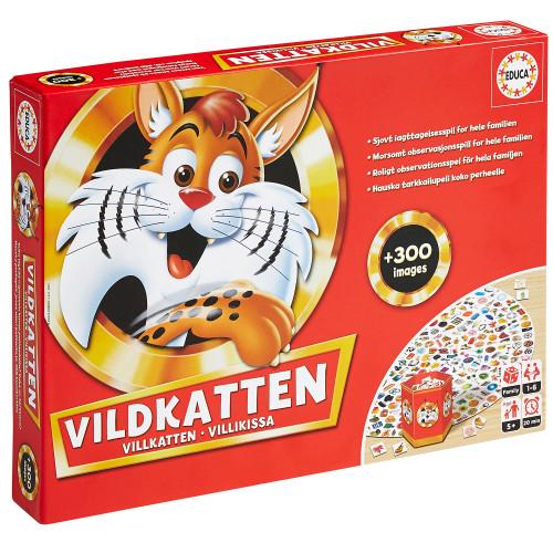 Mattel Games Vildkatten Classic 300