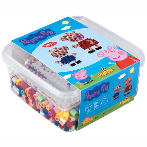 HAMA Maxi Box Peppa 900 pcs
