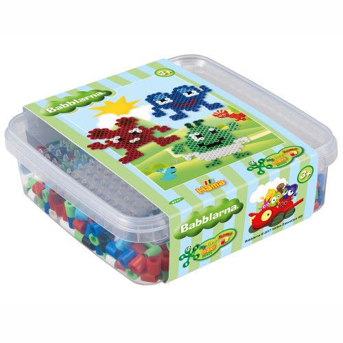 HAMA Maxi Box 600 pcs Babblarna