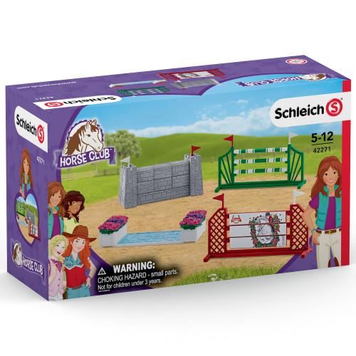 Schleich Showjumping course