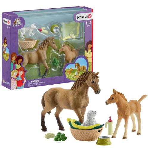 Schleich Horse Club Sarahs baby animal