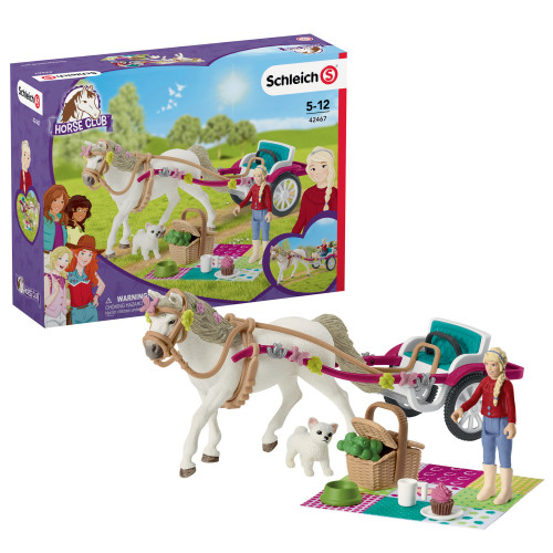 Schleich Small carriage for the big hor
