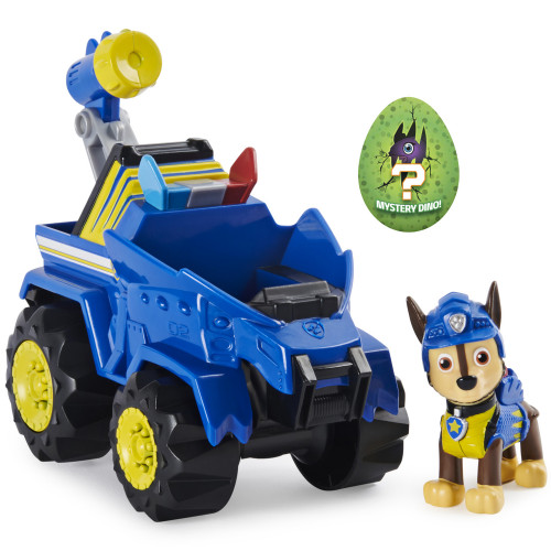 PAW PATROL Dino Deluxe Vehicles Chase