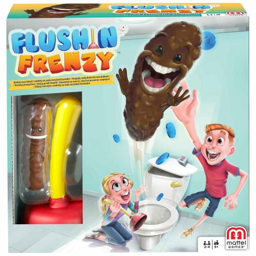 Mattel Games Flushin Frenzy