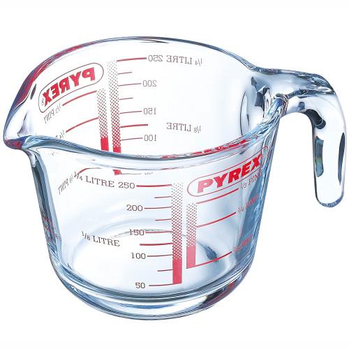 Pyrex Måttkanna glas 0,25L