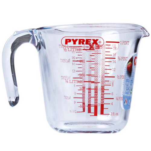 Pyrex Måttkanna glas 0,50L