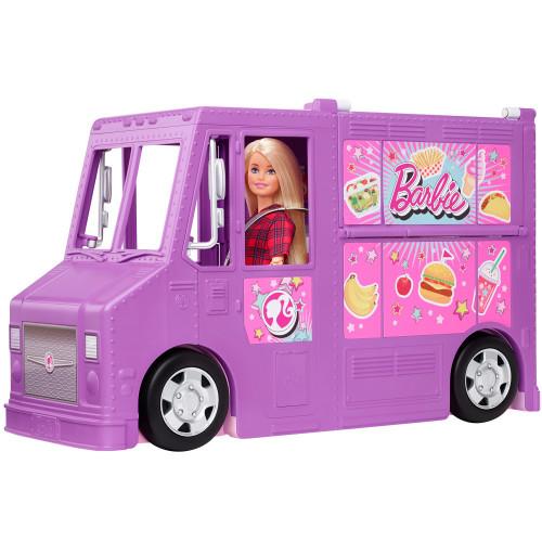 Barbie Food Truck