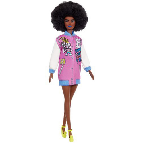 Barbie Fashionistas Doll Letterman Ja