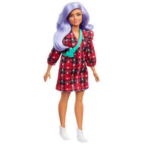 Barbie Fashionistas Dolls Plaid Dress