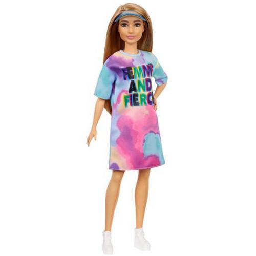 Barbie Fashionistas Doll Tie Dye Dres