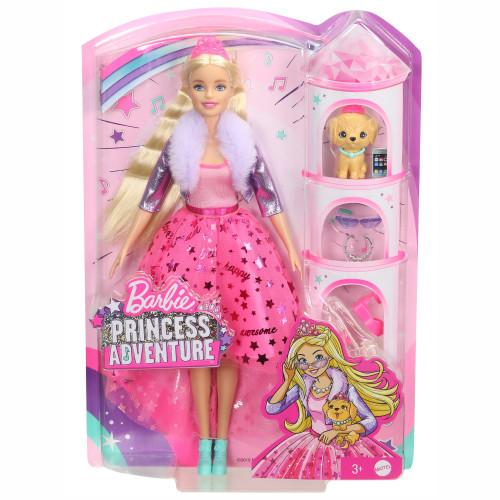 Barbie Princess Adventure Deluxe Prin